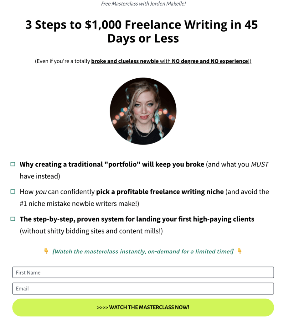 3 steps to $1,000 Freelance writing in 45 days or less to make money on Youtube