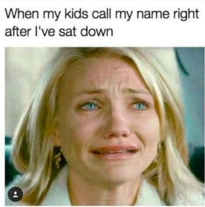 A meme depicting a crying Cameron Diaz with text atop
