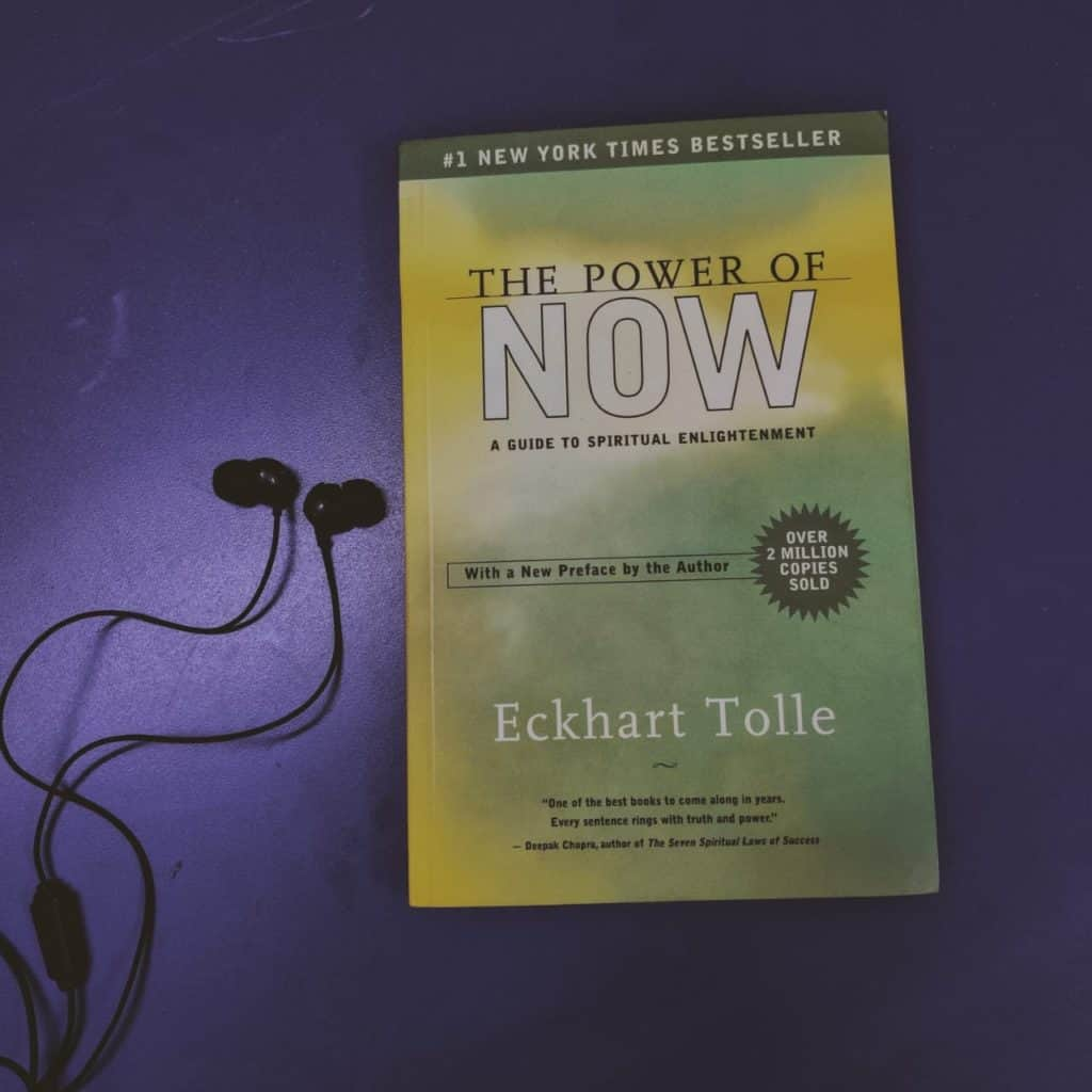 book - the power of now