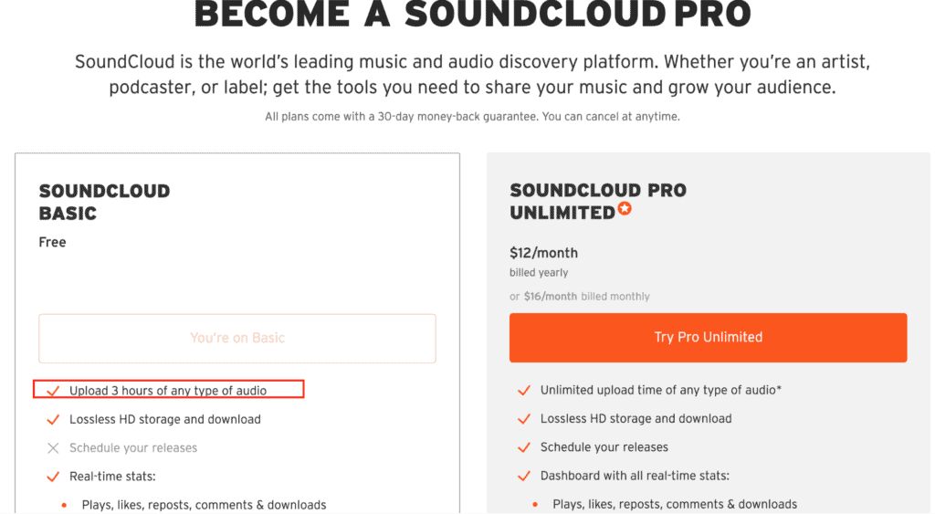 Becoming a soundcloud pro