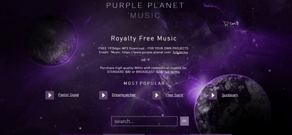Purple Best Royalty Free Music