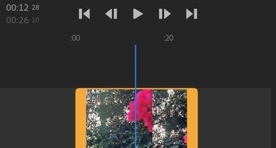 Adobe Premiere Rush Video Editing Apps