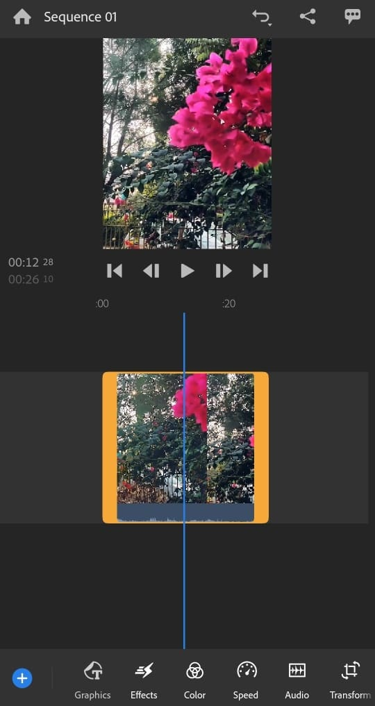 Adobe Premiere Rush Video Editing Apps
